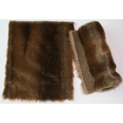 Eco mink skin whole