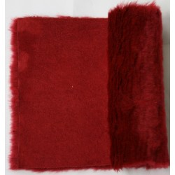 Eco sheepskin 06 red