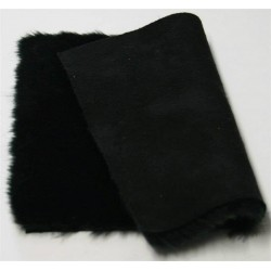 Eco sheepskin 03 black