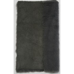 Eco sheepskin 09 dark grey