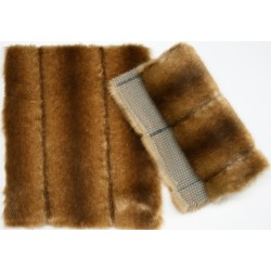 Eco Mink Venus light brown