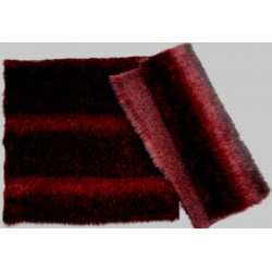 Eco Mink bordeaux