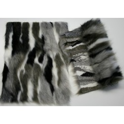 Eco mink tails together
